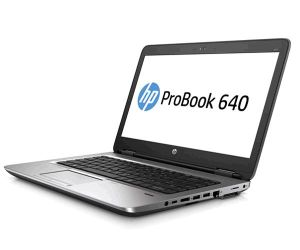 Port. Hp Probook 640 G2 Ocasión 14p./ I5-6th / 8gb / 256gb Ssd / Dvd / Webcam / Win 7/8 Pro
